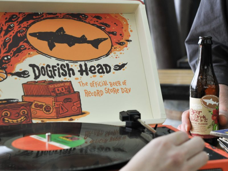 Dogfish-Head-Record-Store-Day-Tacoma