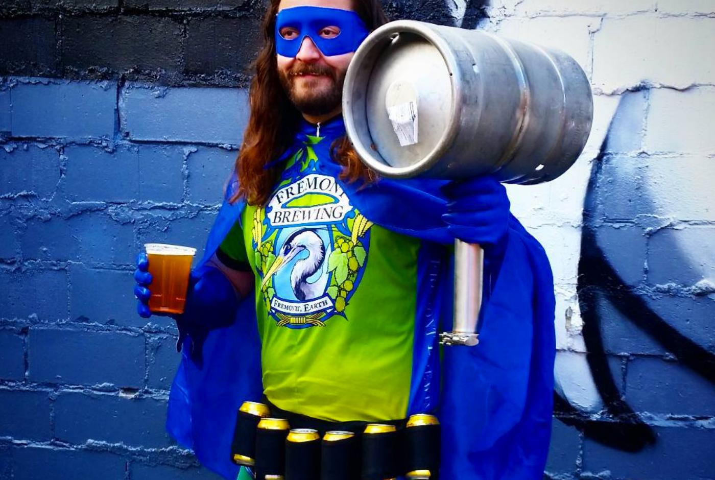 Peaks Pints Instagram Stalker Seattle Beer Week Pint