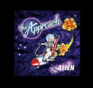 The-Approach-band-Alien-album