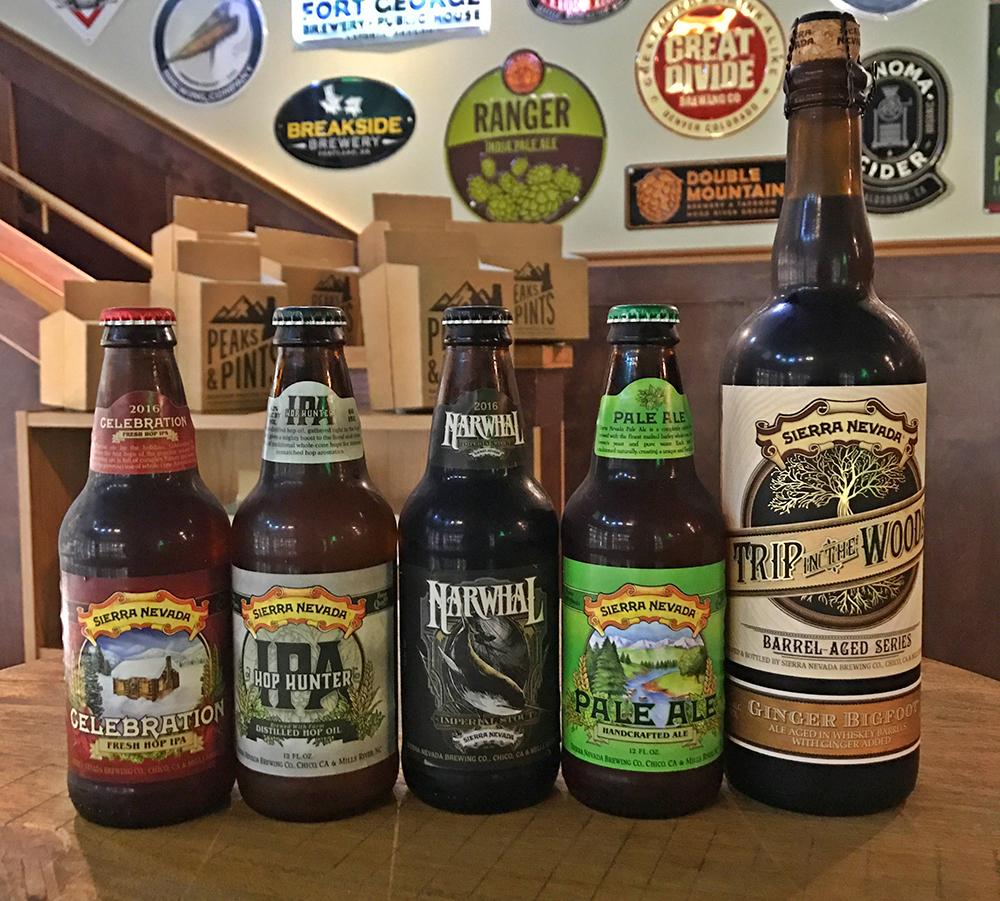 Craft-Beer-Crosscut-1-26-16-A-flight-of-Sierra-Nevada-Brewing-Co