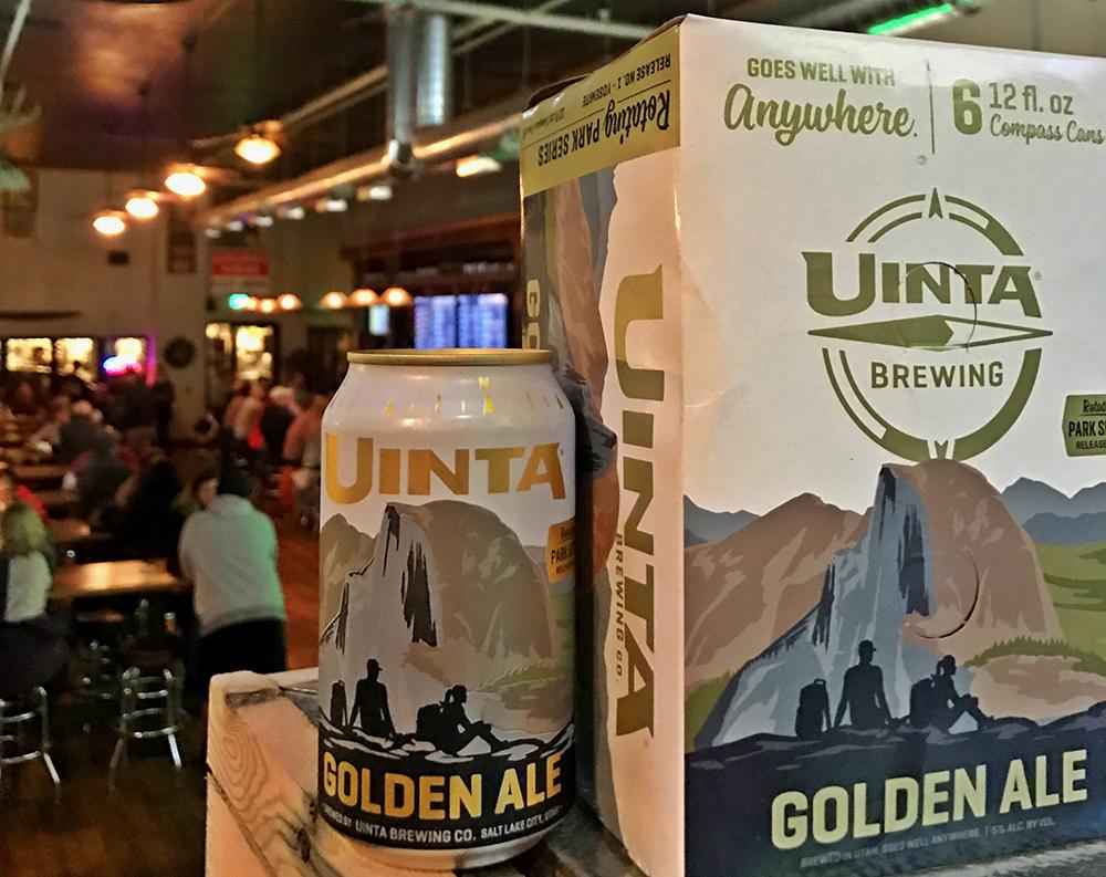 Uinta-Brewing-Golden-Ale-salutes-national-parks