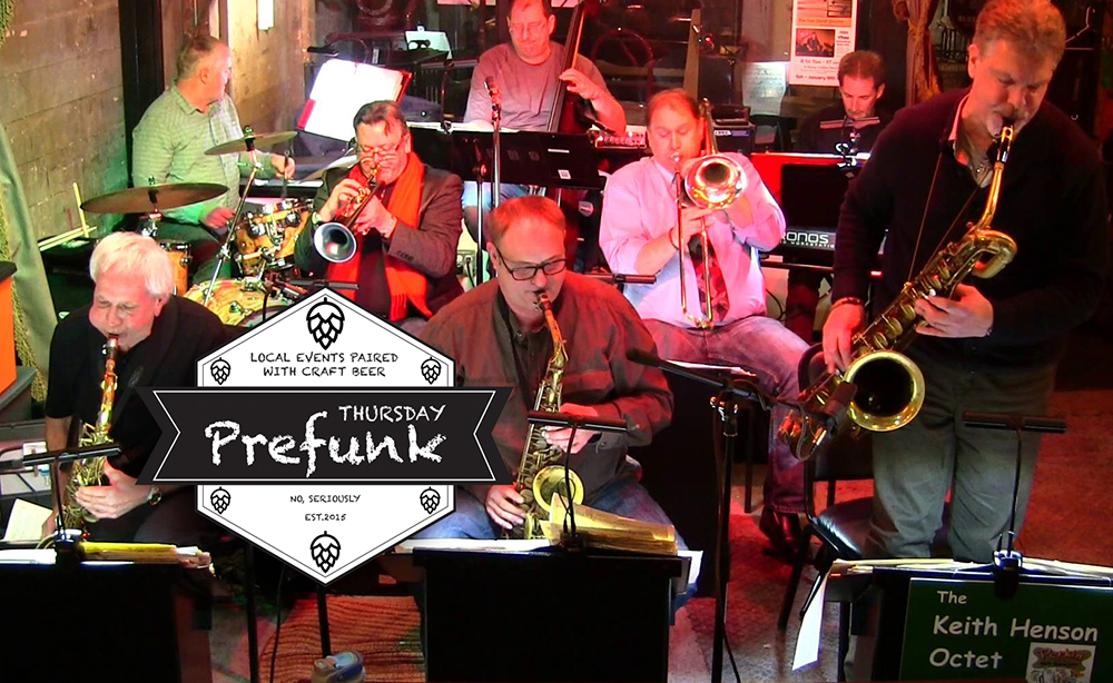 craft-beer-prefunk-Keith-Henson-Octet-Tacoma