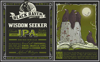 Black-Raven-Wisdom-Seeker-Tacoma