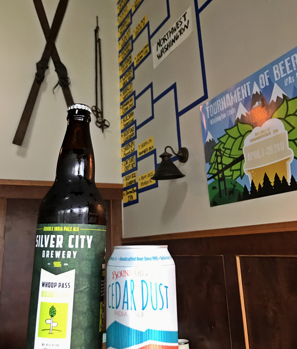 Tournament of Washington IPAs: Final Round One Games - Peaks and Pints  Tacoma