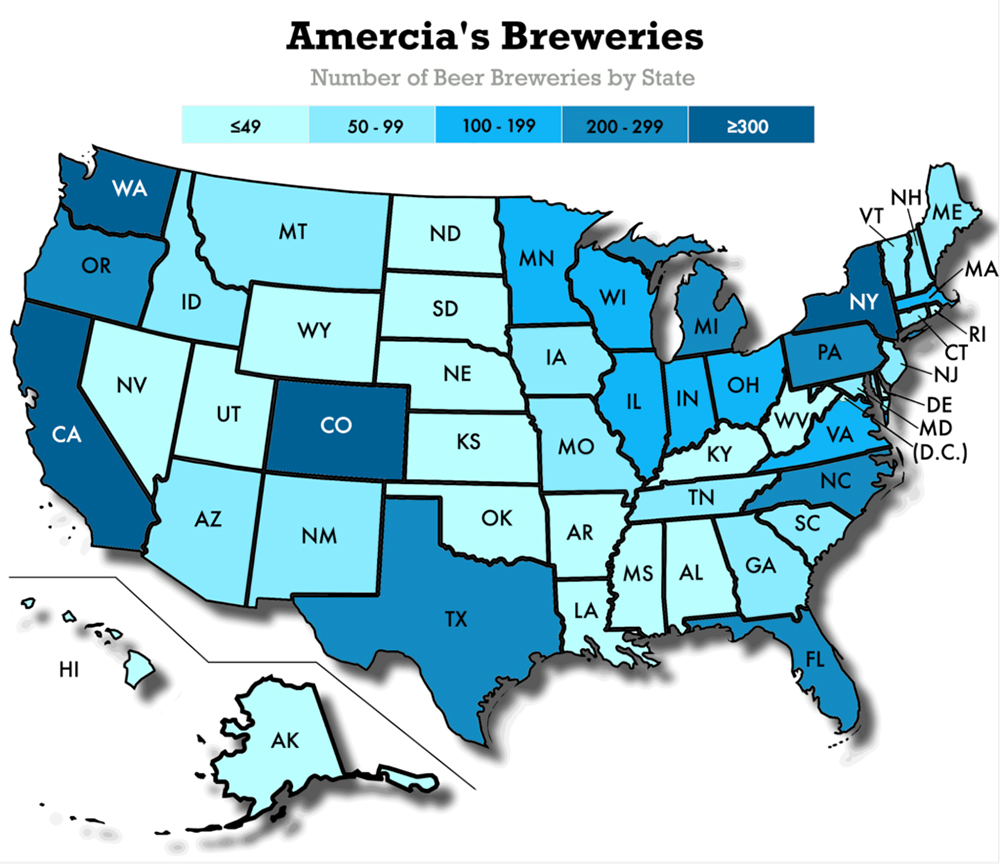 craft-breweries-by-state
