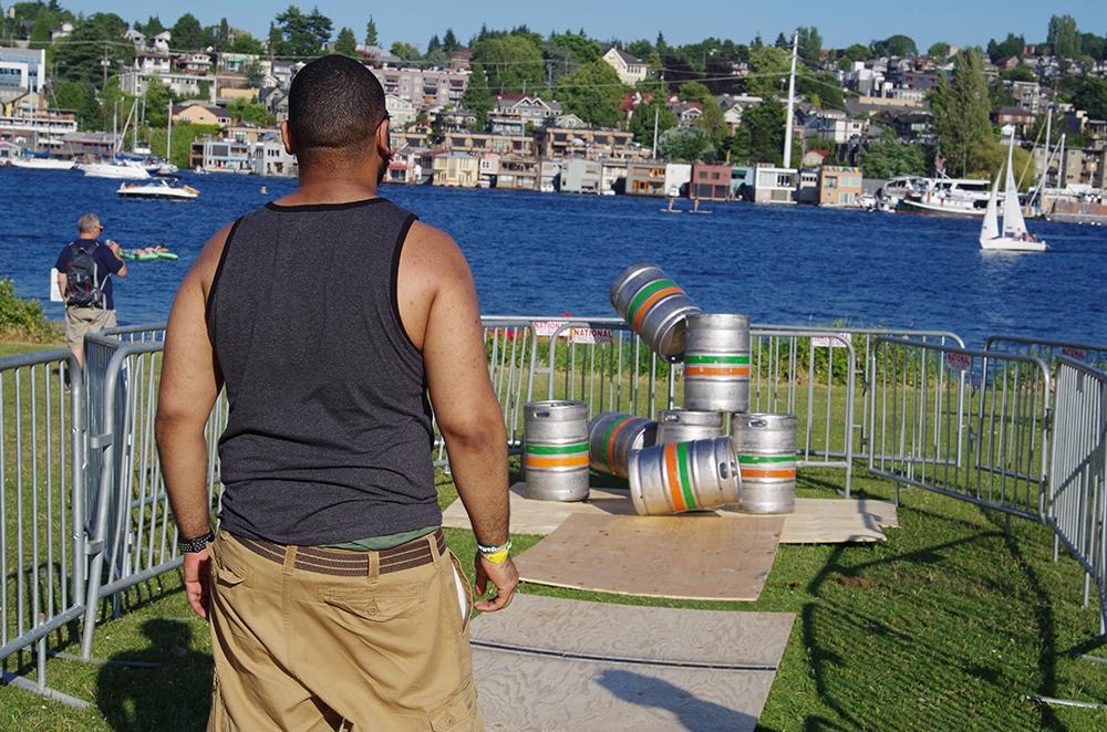 Sierra-Nevada-Beer-Camp-Seattle-Keg-Bowling-strike