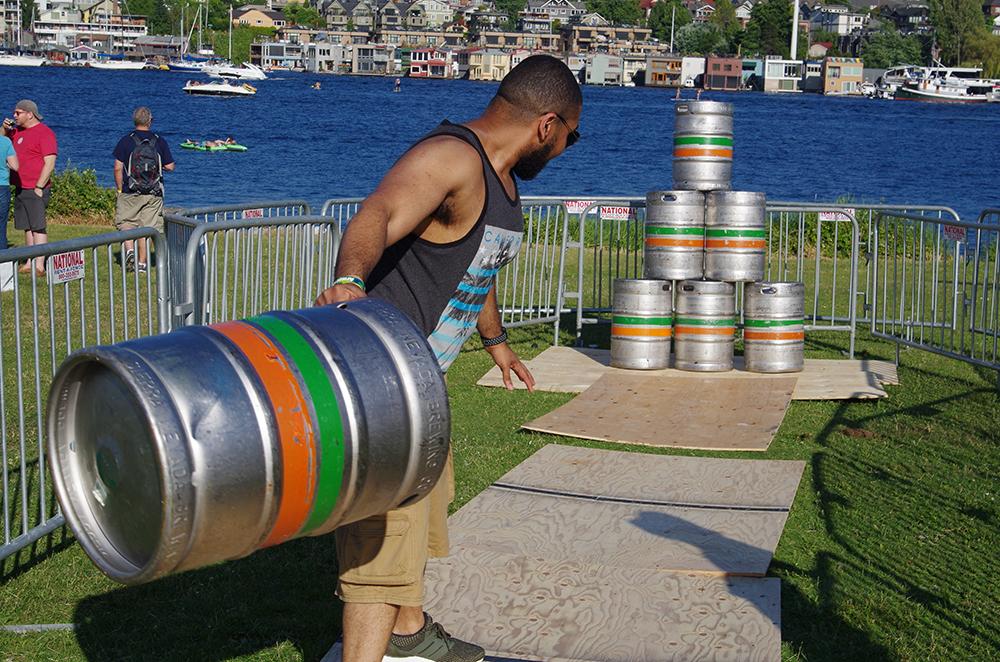 Sierra Nevada Beer Camp Across The World Seattle Recap Peaks And
