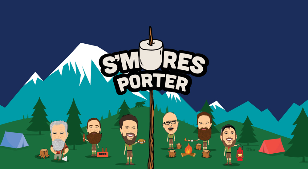 Wingman-Brewers-Peaks-and-Pints-to-release-Smores-Porter-cans